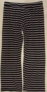 knit pajama bottoms his and hers family pajamas and