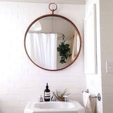 glamorous round bathroom mirrors u2013 elpro me