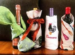 wine as a gift wine gift wrap it up misto lino