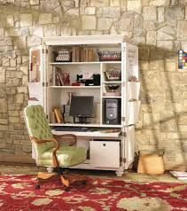 Armoire Computer Desk by Computer Cabinet Armoire Desk Workstation Best Home Furniture