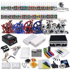 starter tattoo kits starter tattoo kit 2 tattoo machine power