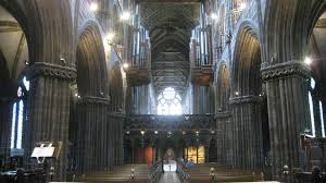 Cathedral Interior Interior Of Glasgow Cathedral Grand Tour Of The Middling Sort