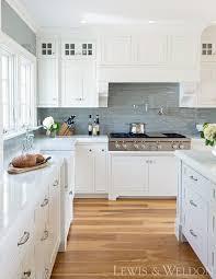 White Dove Benjamin Moore Kitchen Cabinets - classic white kitchen with new design ideas home bunch interior