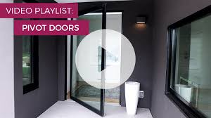 pivot glass door pivot doors solar innovations solar innovations