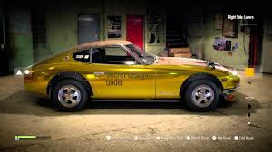 Need For Speed Nissan Fairlady 240z Drift Build Youtube