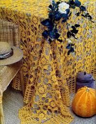 Crochet Lace Curtain Pattern Crochet Patterns Crochet Lace Tablecloth Pattern Delicate