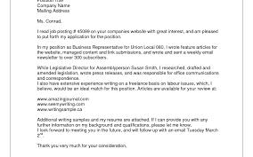 Job Application Cover Letter Format Template Captivating Job Application Cover Letter Email Format Job