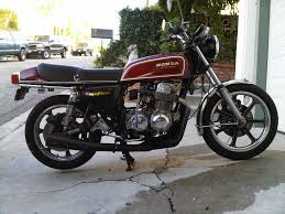 1975 honda cb750f super sport this was my 3rd motorcycle i
