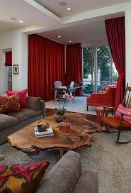 Red Curtains Living Room 334 Best Decor Images On Pinterest Room Window Treatments And