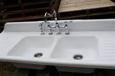 antique farmhouse sink cast iron refinishing old farmhouse sink with kit from rustoleum source