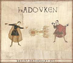 Hadouken Meme - the 20 funniest bayeux tapestry memes smosh