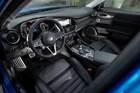 alfa romeo giulia interior alfa romeo giulia veloce interior car pictures carsmind