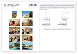real estate listing template for sale by owner brochure template free fsbo flyer template free