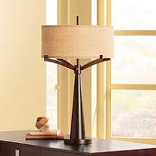 Bronze Desk Lamps Bronze Contemporary Table Lamps Lamps Plus