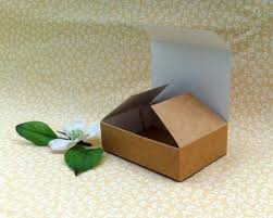 fudge boxes wholesale buy 25 x small white kraft self assembly gift boxes for