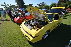 1987 Chrysler Mitsubishi Conquest Tsi Starion 1987 Yellow