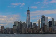 imagenes fuertes del world trade center new york city en los rascacielos del lower manhattan y un world