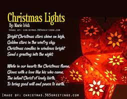 short christmas poems poem cards and merry christmas poems