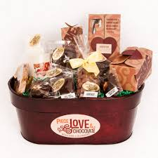 basket gifts pl c chocolate lover s gift basket chocolate gifts by