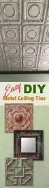 How To Put Up Tin Ceiling Tiles by The 25 Best Metal Ceiling Tiles Ideas On Pinterest Tin Ceiling