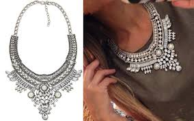 indian metal necklace images Fashion trendy women vintage necklaces indian jewelry chic antique jpg