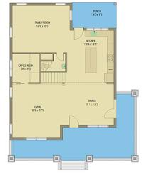 bungalow house plan with two master suites 50152ph