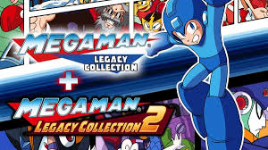 Kaset Ps4 Mega Legacy Collection 2 mega legacy collection 1 2 for switch launches may 22 gematsu