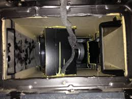 flat subwoofer home theater just for fun the bose 6th order bandpass sub module avs forum