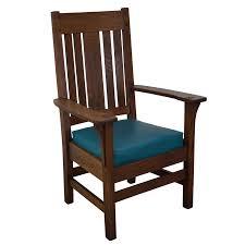 Oak Armchair Vintage U0026 Used Stickley Seating Chairish
