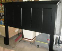 bedroom luxury how to make a headboard out of an old door