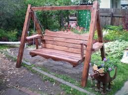 Swinging Outdoor Chair Playful Garden Furniture Swings Adding Fun To Backyard Landscaping