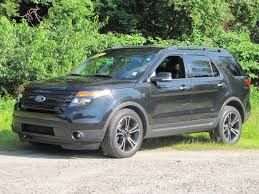 Ford Explorer 2014 - 2014 ford explorer sport in tuxedo black metallic for sale in ma