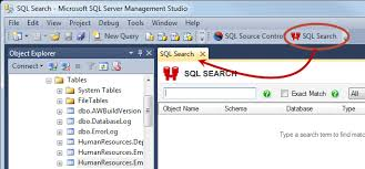 How To Delete A Table In Sql Sql Search Find Sql Fast In Sql Server Management Studio And