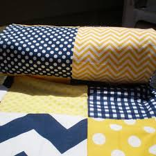 Blue And Yellow Crib Bedding Best Baby Boy Crib Bedding Navy Products On Wanelo