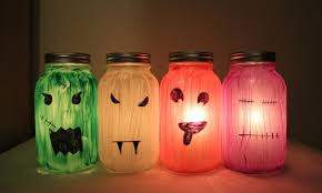 halloween lanterns art project for kids youtube