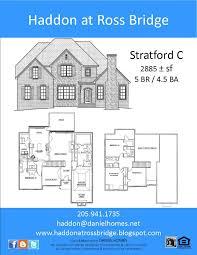 100 stratford homes floor plans villas at stratford place