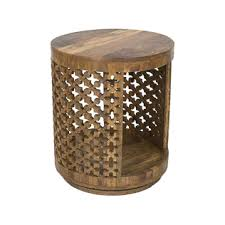 Mango Wood Side Table Revolver Wood Side Table Dot U0026 Bo Dream Room Pinterest Wood