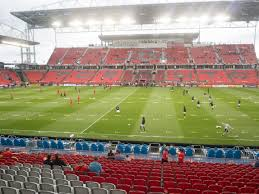Fc Dallas Stadium Map by Toronto Fc Seating Chart U0026 Interactive Map Seatgeek