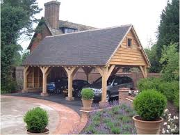 attached carport 20 stylish diy carport plans that will protect your car from the
