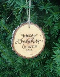 personalized christmas personalized christmas ornaments for kids and families popsugar