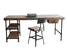 Industrial Standing Desk by The Lupita Reclaimed Wood Desk Whether It U0027s Serving As A Base