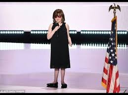 Blind Convention Blind Singer Marlana Vanhoose Blows Away Republican Convention