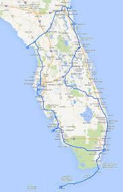 Driving Map Of Florida by Florida Map Florida Road Map Fl Road Map Florida Highway Map