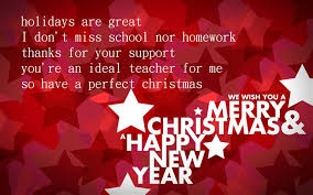 wishes for teachers http www messagesforchristmas