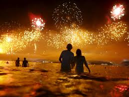 pictures of new year s celebrations around the world business