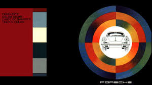 services reference center color charts 356 1954 1965