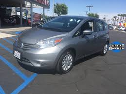 nissan versa note mpg used 2015 nissan versa note for sale palmdale ca