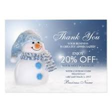 Holiday Business Cards Business Christmas Cards Personalized Postcard Business And