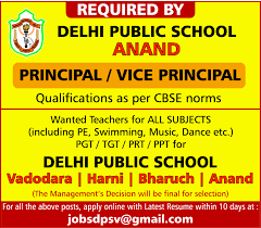 Best Resume For Kpo by Job Teachers Gujarat Vadodara Anand Learning U0026 Library