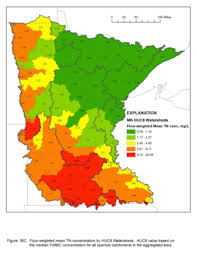 Austin Mn Map by Shell Rock River Watershed Minnesota Nutrient Data Portal